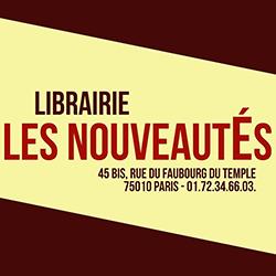 Librairies Les Nouveautés & Les Guetteurs de vent